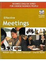 二手書博民逛書店《Effective Meetings (with CD)》 R