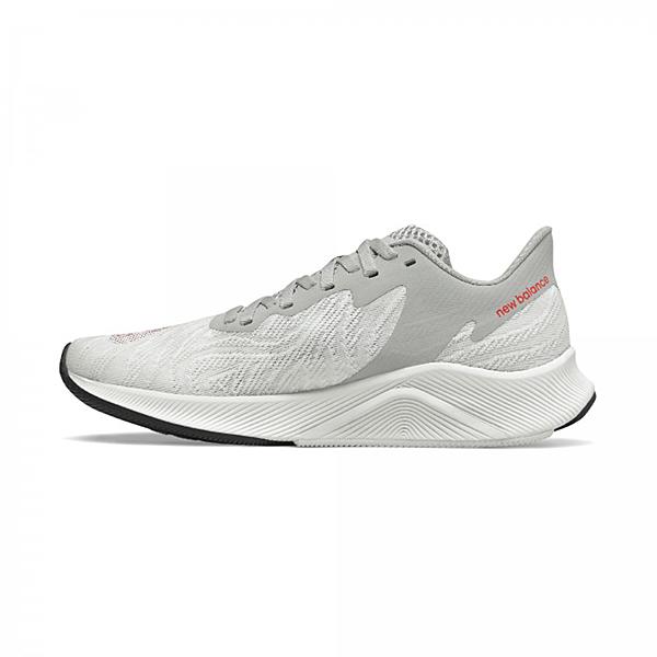 New Balance FuelCell女款淺灰色輕量高回彈慢跑鞋-NO.WFCPZSC
