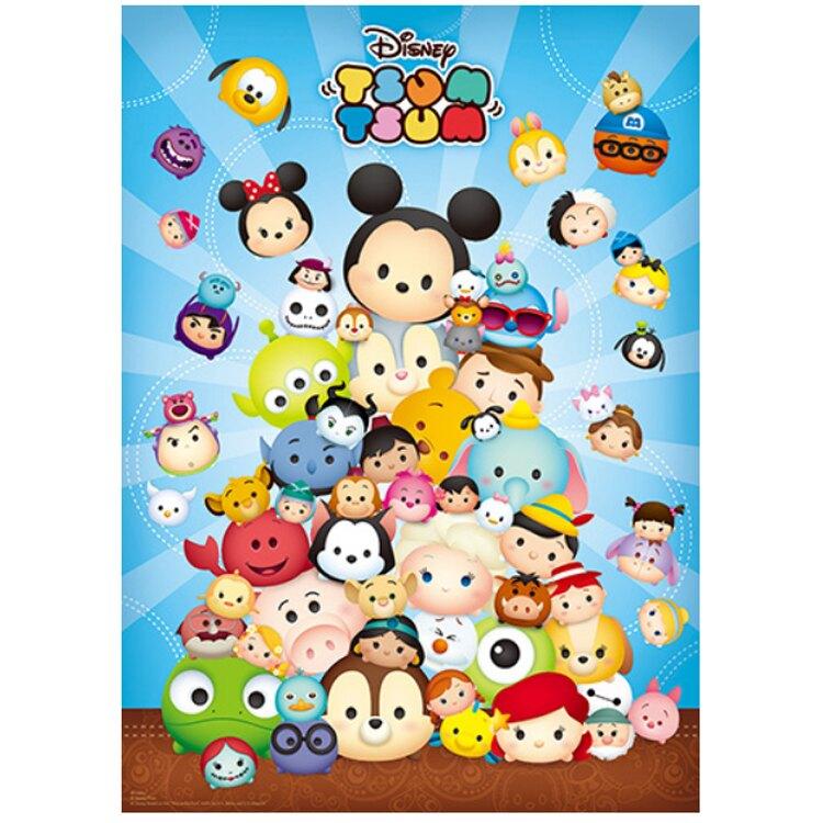 【P2 拼圖】迪士尼 Disney Tsum Tsum 疊疊樂拼圖 (520片) HPD0520-075