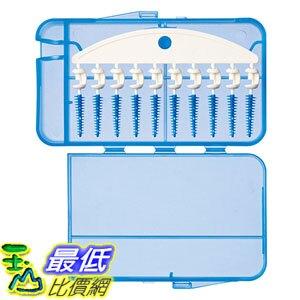 [東京直購] Panasonic 國際牌 松下 EW0945-W 電動牙刷用齒間刷 10入 相容:EW-DE43/EW-DE42/EW-DE44