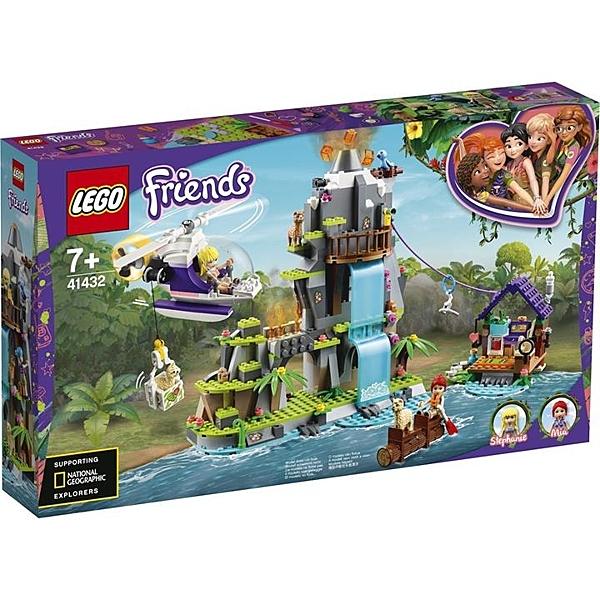 LEGO 樂高  41432 Alpaca Mountain Jungle Rescue