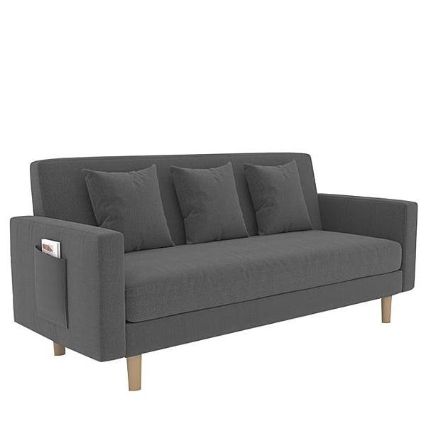 沙發小戶型北歐簡約現代租房臥室小沙發網紅款布藝客廳單雙人沙發 【母親節禮物】