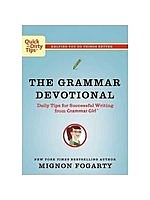 二手書博民逛書店《The Grammar Devotional: Daily T