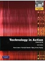 二手書博民逛書店《Technology in Action, Complete》