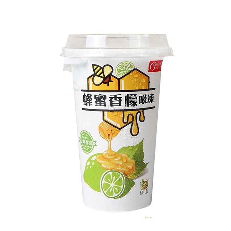 【康健生機】蜂蜜香檸吸凍 220公克/杯
