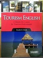 二手書博民逛書店《觀光英語:旅遊、購物、餐廳英語,一本全搞定 朗讀CD版(全綵書