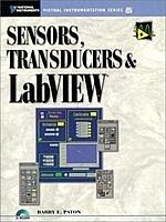 二手書博民逛書店《Sensors Transducers Labview》 R2