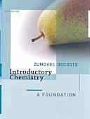 二手書博民逛書店《Introductory Chemistry: A Found