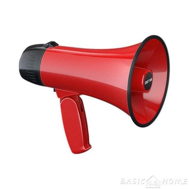 交換禮物擴音器手持高音喊話器擴音器擺攤貨叫賣可錄音接親用吶手提式廣告賣菜 秋冬新品特惠