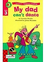 二手書博民逛書店《My Dad Can t Dance (Read with L