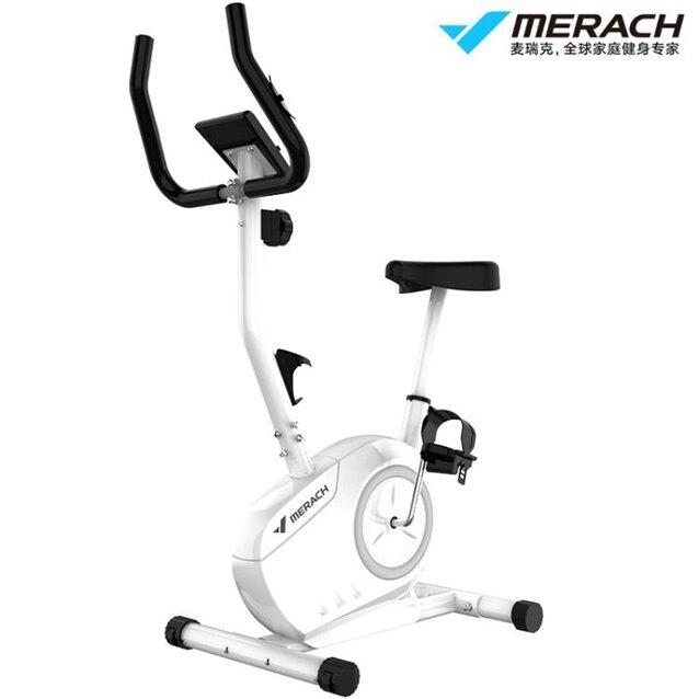 交換禮物動感單車麥瑞克動感單車家用健身自行車磁控超靜音室內運動健身房器材 LX 秋冬新品特惠