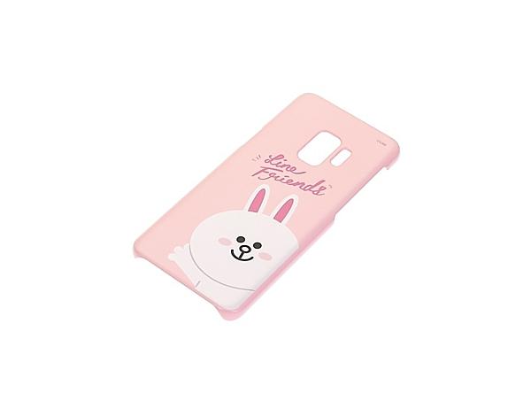 ※特價※SAMSUNG Galaxy S9 LINE 兔兔 背蓋