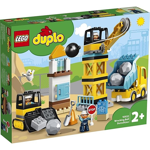 LEGO 樂高  10932 Wrecking Ball Demolition