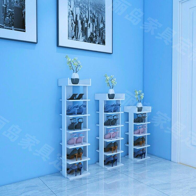 簡易家用多層小型鞋架迷你家用經濟型門口省空間置物架