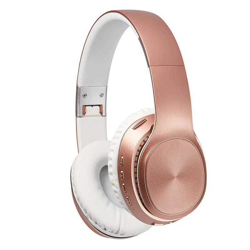 電商無線韓版潮流耳機游戲電腦手機頭戴式運動跑步耳機可接聽電話