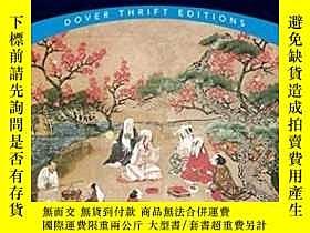 二手書博民逛書店【罕見】The Tale of Genji (Dover Thr