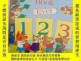 二手書博民逛書店Best罕見Counting BOOK EVER..Y12498