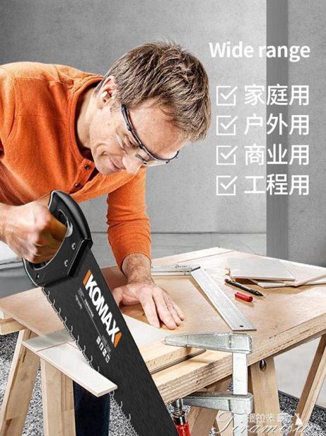 鋸子-科麥斯鋸子家用手鋸伐木鋸木工鋸園林果樹據子戶外工具鋸木頭神器全館折扣限時促銷