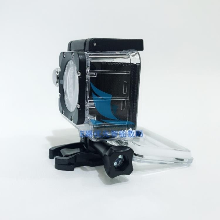 相機 運動相機4K高清WIFI頭盔錄像機 騎行防水防抖戶外潛水數碼攝像機 卡洛琳精品 領券下定更優惠