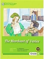 二手書博民逛書店《The Merchant of Venice (25K文學改寫