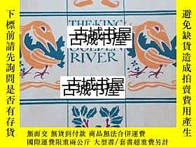 二手書博民逛書店罕見約翰·拉斯金著作《金色河之王》拉克姆彩色插畫,1932年倫敦