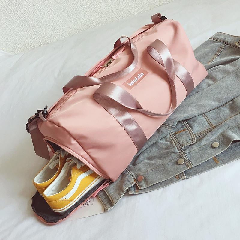 防水袋專用游泳包干濕分離女旅行袋泳衣大收納袋防水包男運動健身裝備沙灘包