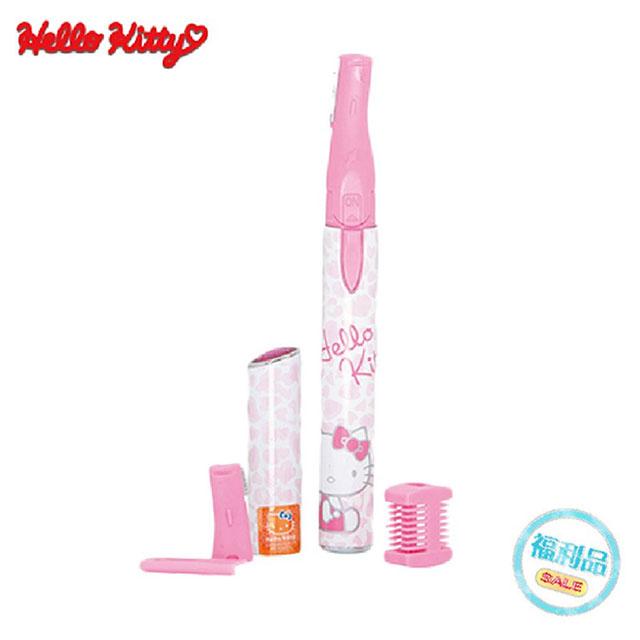 免運 福利品Hello Kitty 迷你美體刀 KT-13898