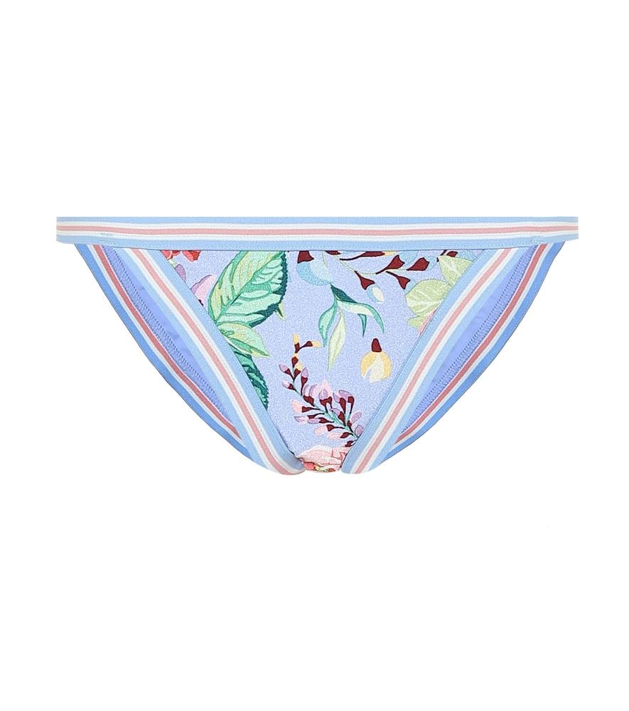 Bellitude floral bikini bottoms