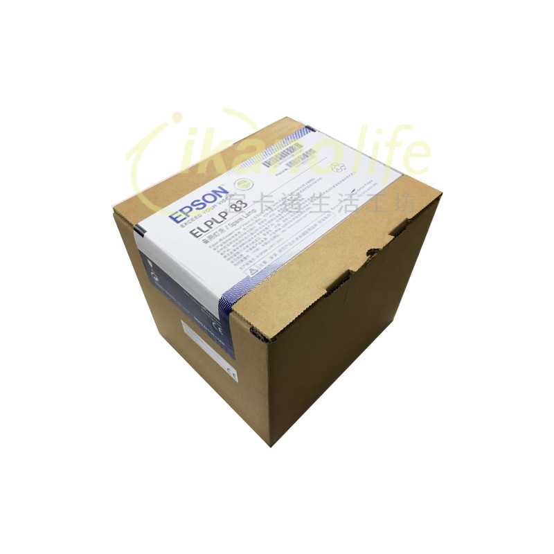 epson-原廠原封包廠投影機燈泡elplp83/ 適用機型eb-z10005ueb-z10000