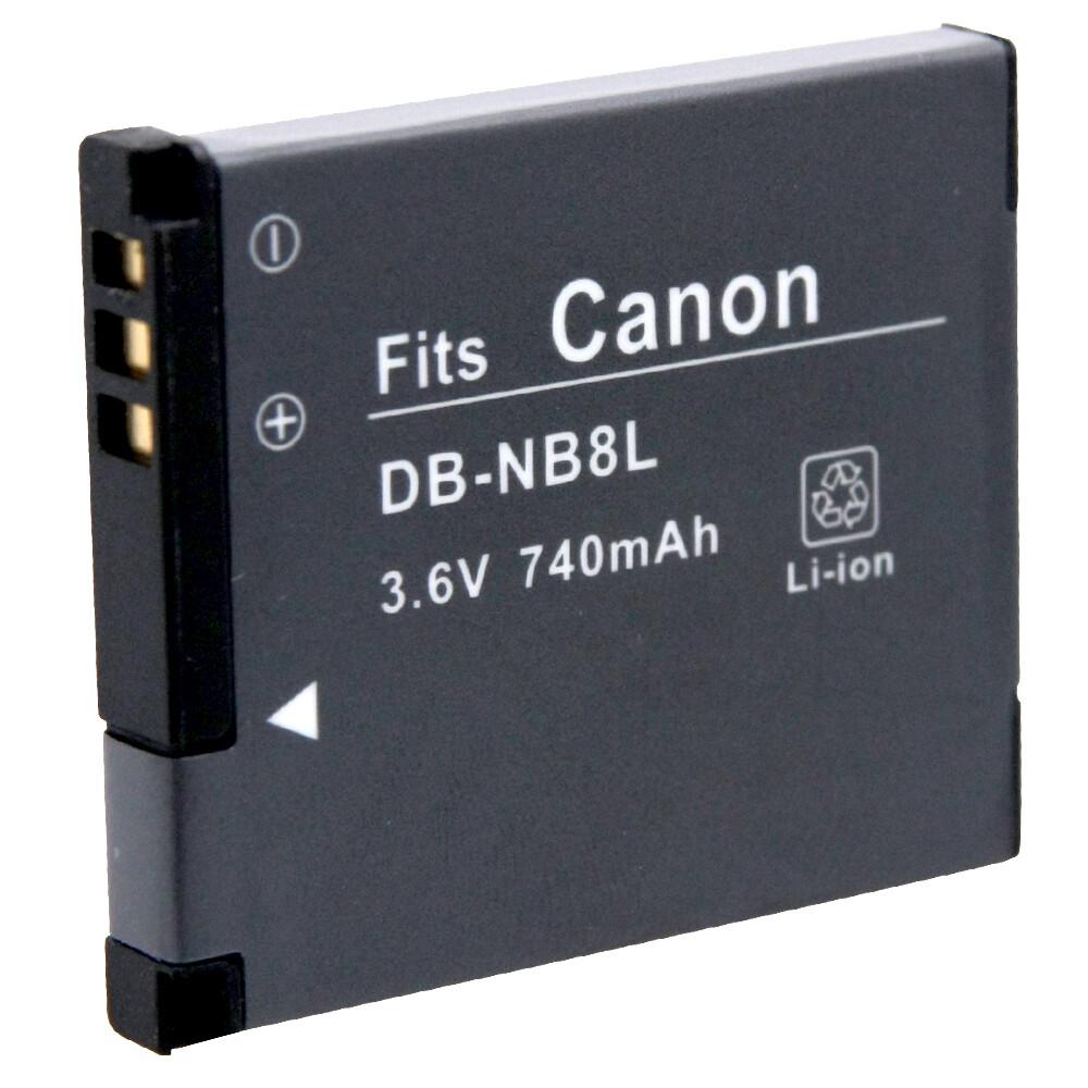 canon nb-8l 鋰電池-ka