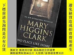二手書博民逛書店MARY罕見HIGGINS CLARK:NO PLACE LIK
