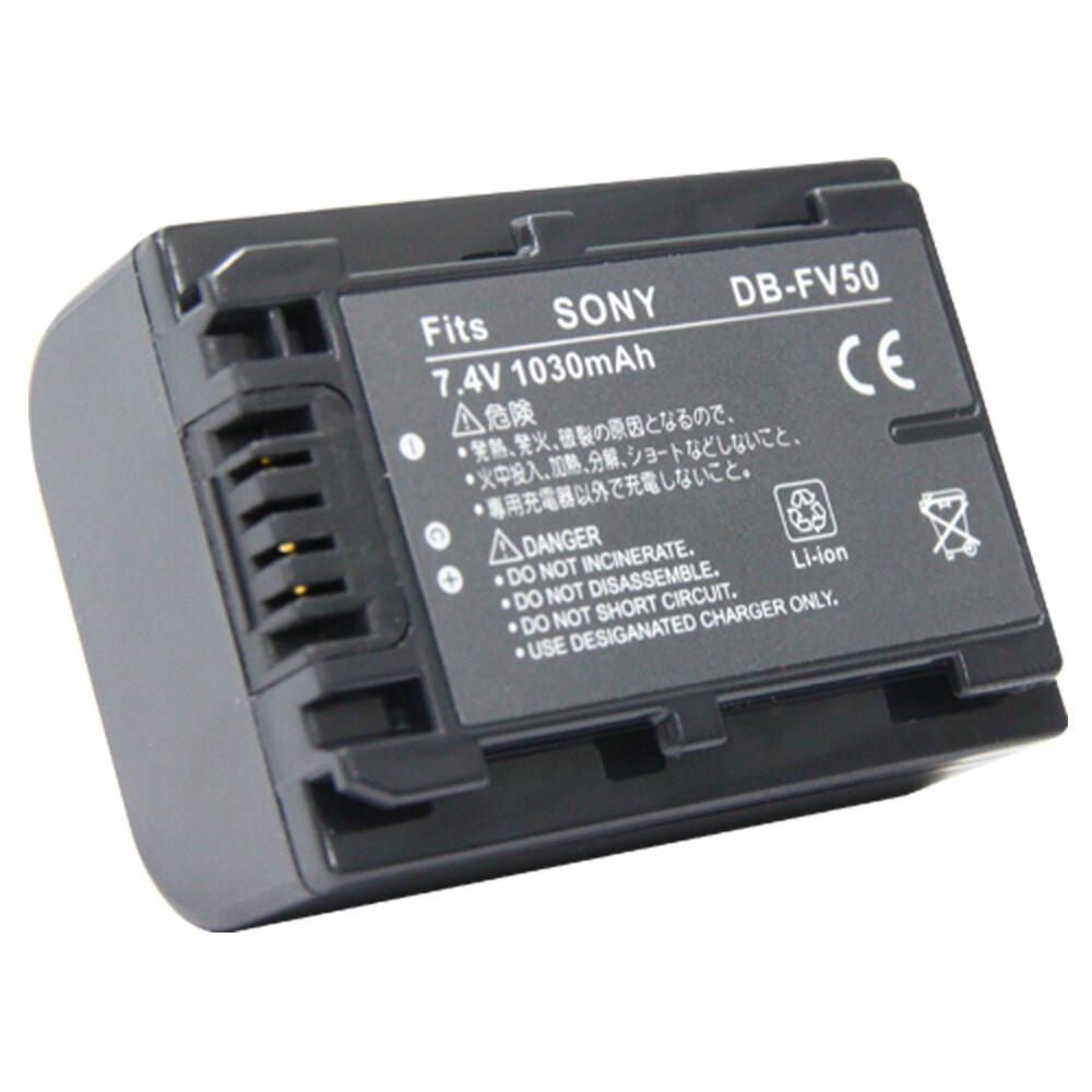 sony np-fv50 鋰電池-ka