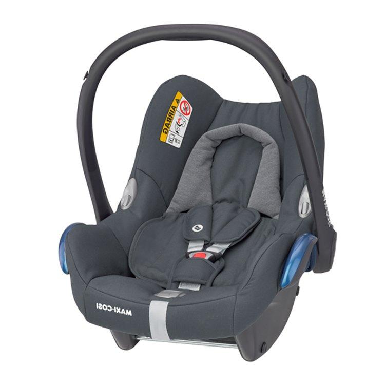 MAXI-COSI CabrioFix 新生兒提籃式汽車安全座椅-多色可選