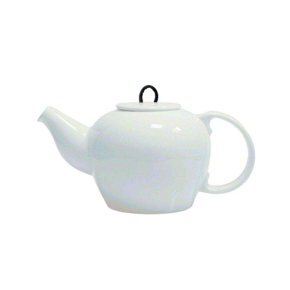 白茶壺  【smith&hsu】