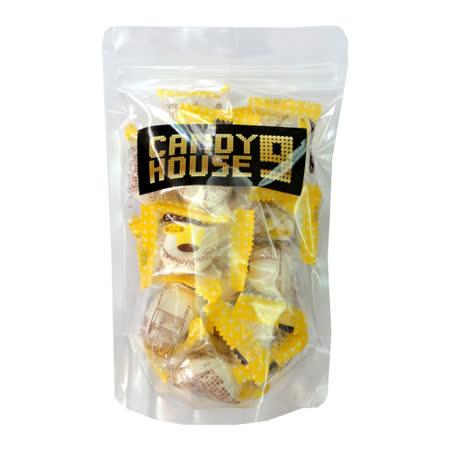 《CANDY HOUSE 9》布丁夾心棉花糖(100g)