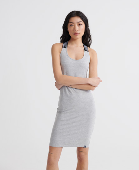 Superdry City Jacquard Bodycon Dress