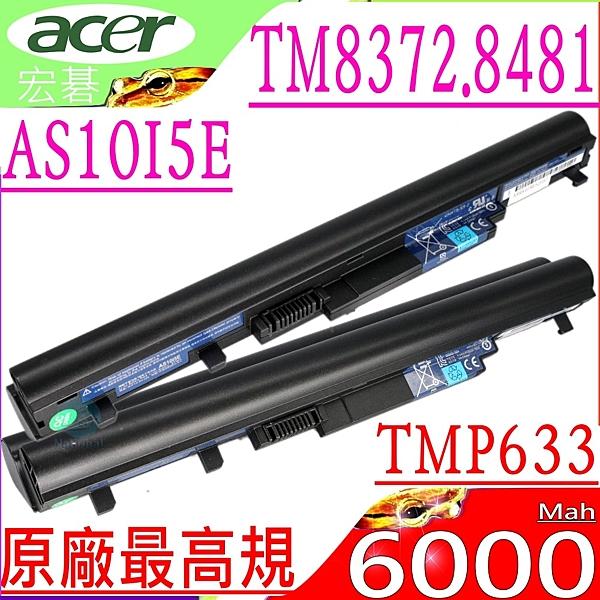 ACER AS10I5E 電池(原廠)-宏碁 TM8372G, 8372, 8481G,TM8481TG ,AS10I5E,AS09B3E,AS09B5E,8372TG,8481TG