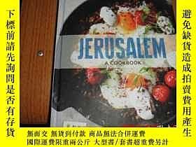 二手書博民逛書店Jerusalem:罕見A Cookbook耶路撒冷美食食譜Y2