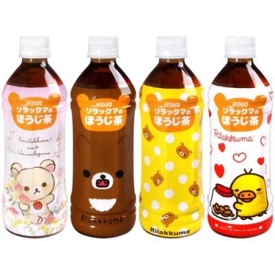 DYDO 可愛熊焙茶飲料(500ml)