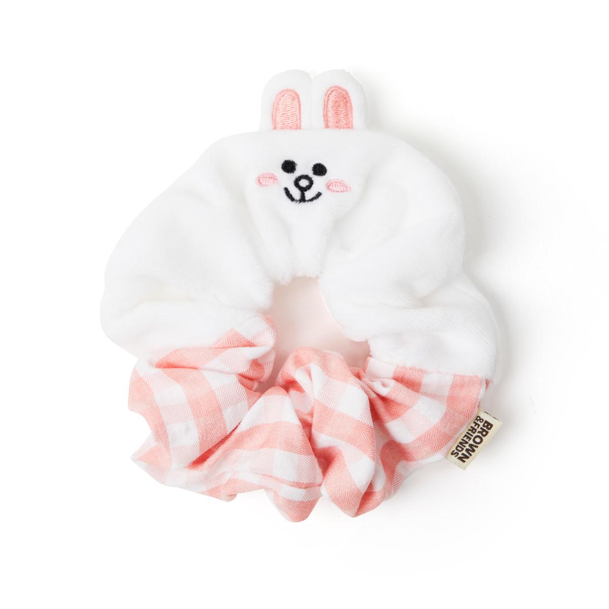 兔兔 造型髮圈
