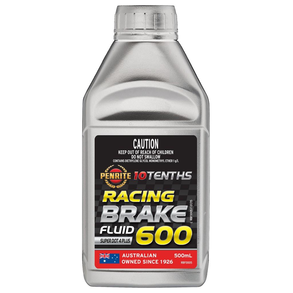 Penrite 10Tenths Racing Break Fluid 競速等級煞車油 (6入裝)
