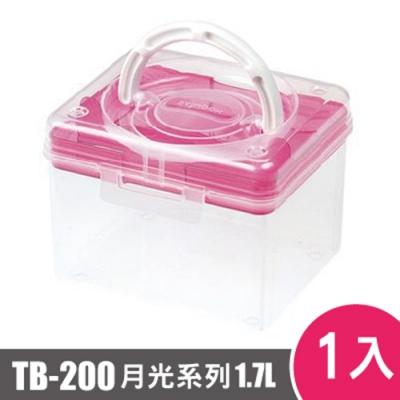 樹德shuter 月光系列手提箱200型TB-200 1入