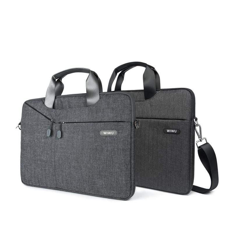 Shuttle laptop bag 13.3吋防潑水手提電腦包 黑色