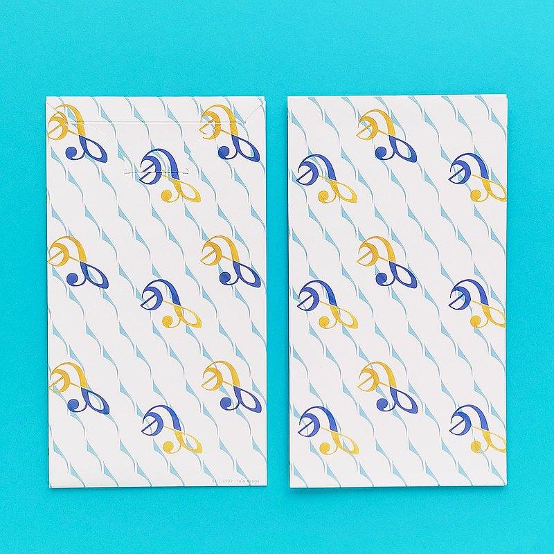 一組 12 個圖片信封 / Namami
