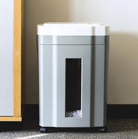 碎紙機9912碎紙機辦公室家用商用小型顆粒狀自動靜音大功率粹子卡電動