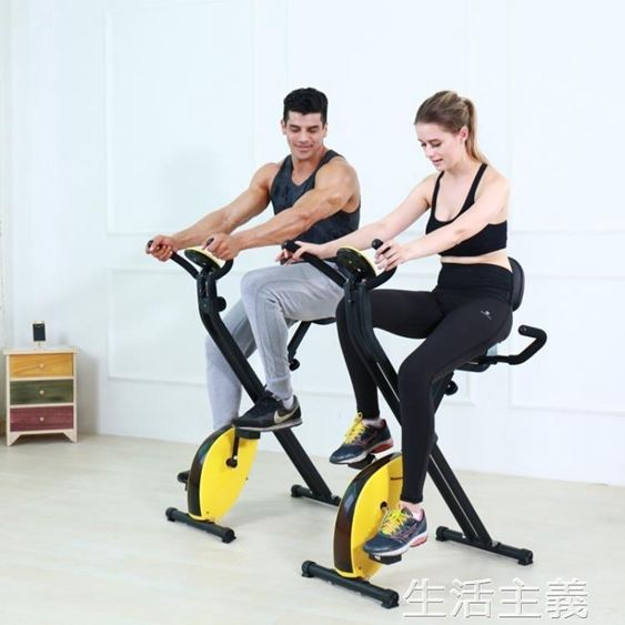 動感單車動感單車動感單車家用靜音健身車室內磁控車運動健身腳踏自行健身器材