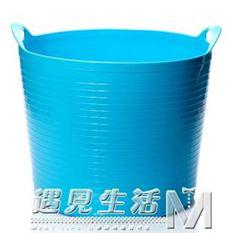 特大號洗澡桶沐浴桶洗澡浴盆塑料泡澡桶加厚