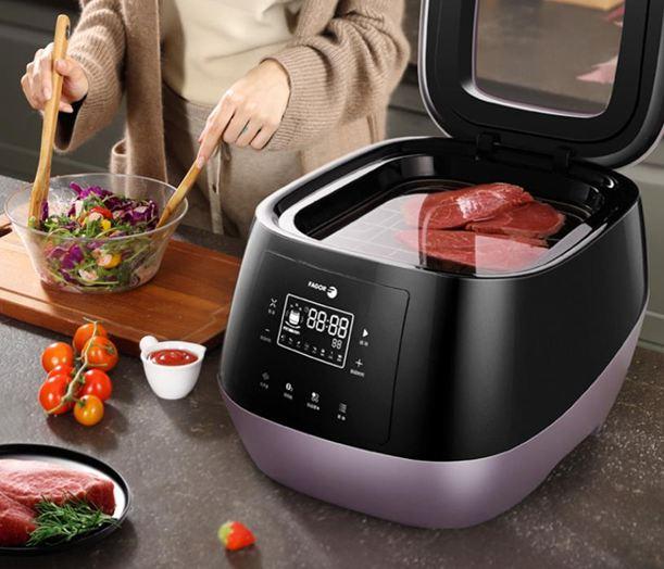 洗菜機西班牙洗菜機果蔬清洗機家用全自動全智慧食材凈化機