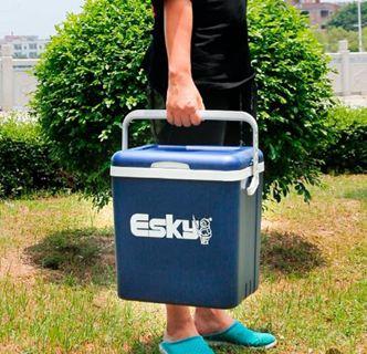 冷藏箱esky保溫箱冷藏箱戶外釣魚家用車載保鮮大號小號商用便攜冰塊冰桶