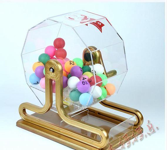 搖號抽獎機抽獎道具搖獎機抽獎機雙色球搖獎機選號器搖獎箱搖號機抽獎搖獎機